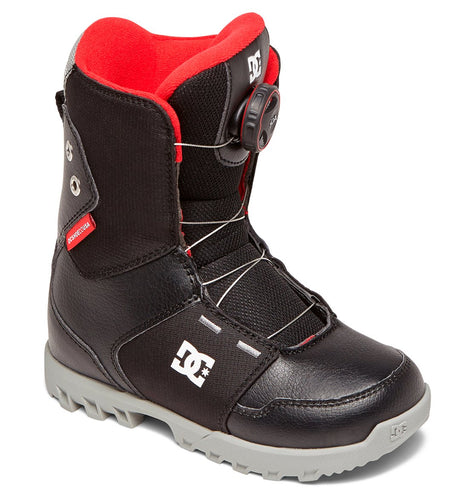 Youth Scout Boa Snowboard Boot