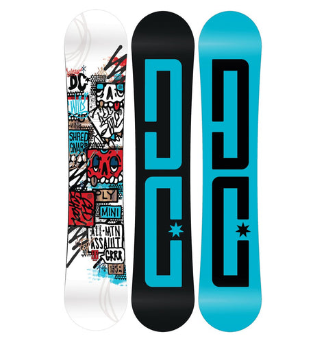 Boy's 8-16 Ply Mini Snowboard