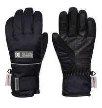 DC Shoes Women's Franchise Glove Ski and Snowboard Glove Black