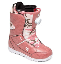 DC Shoes Women's Search Boa Coiler Profile View