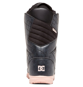 DC Shoes Women's Search Boa Coiler Snowboard Boot Black Back View