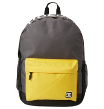 DC Shoes Backsider Backpack Dark Shadow Front view