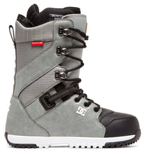 DC Shoes Men's Mutiny Lace Up Snowboard Grey Boot Outside View