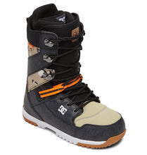 DC Shoes Men's Mutiny Lace Up Snowboard Boot Camo Angled View