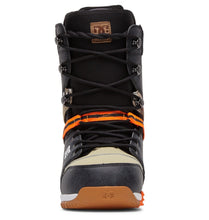 DC Shoes Men's Mutiny Lace Up Snowboard Boot Camo Front View