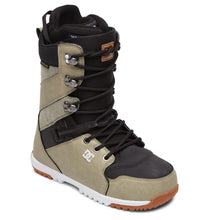 DC Shoes Men's Mutiny Lace Up Snowboard Boot Tan Angled View