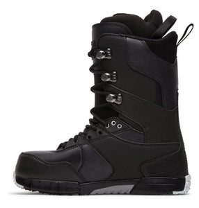 DC Shoes Men's The Laced Lace Snowboard Boot Black Inside View