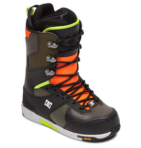 DC Shoes Men's The Laced Lace Snowboard Boot Multi  Angled View