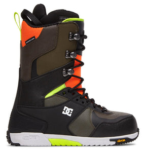 DC Shoes Men's The Laced Lace Snowboard Boot Multi Outside View