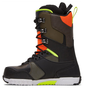 DC Shoes Men's The Laced Lace Snowboard Boot Multi  Inside View