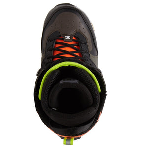 DC Shoes Men's The Laced Lace Snowboard Boot Multi Top View