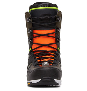 DC Shoes Men's The Laced Lace Snowboard Boot Multi Front View