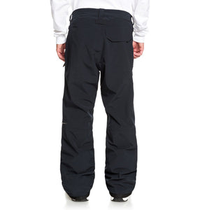 DC Shoes Squadron Snow Pant Black Full Back View