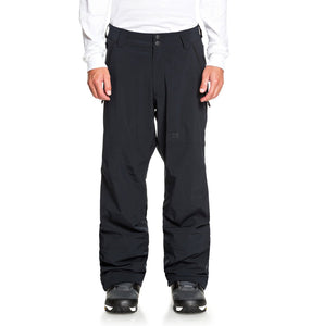 DC Shoes Squadron Snow Pant Black Front View