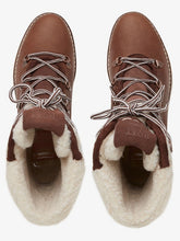 Rox Women's Brandi Boot Chocolate top and inside view