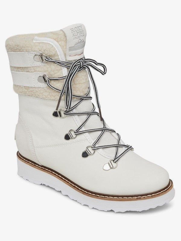 Rox Women's Brandi Boot White Front main view