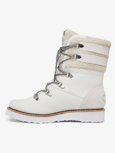 Rox Women's Brandi Boot White inside view