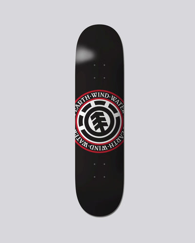 Element Seal Forest 8.5 Skateboard Deck Bottom View