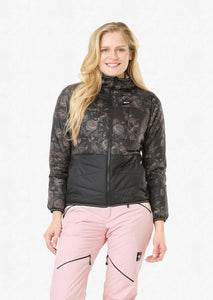Picture Women's Chloe Reversible Synthetic Puffy Jacket Versaille Front Model