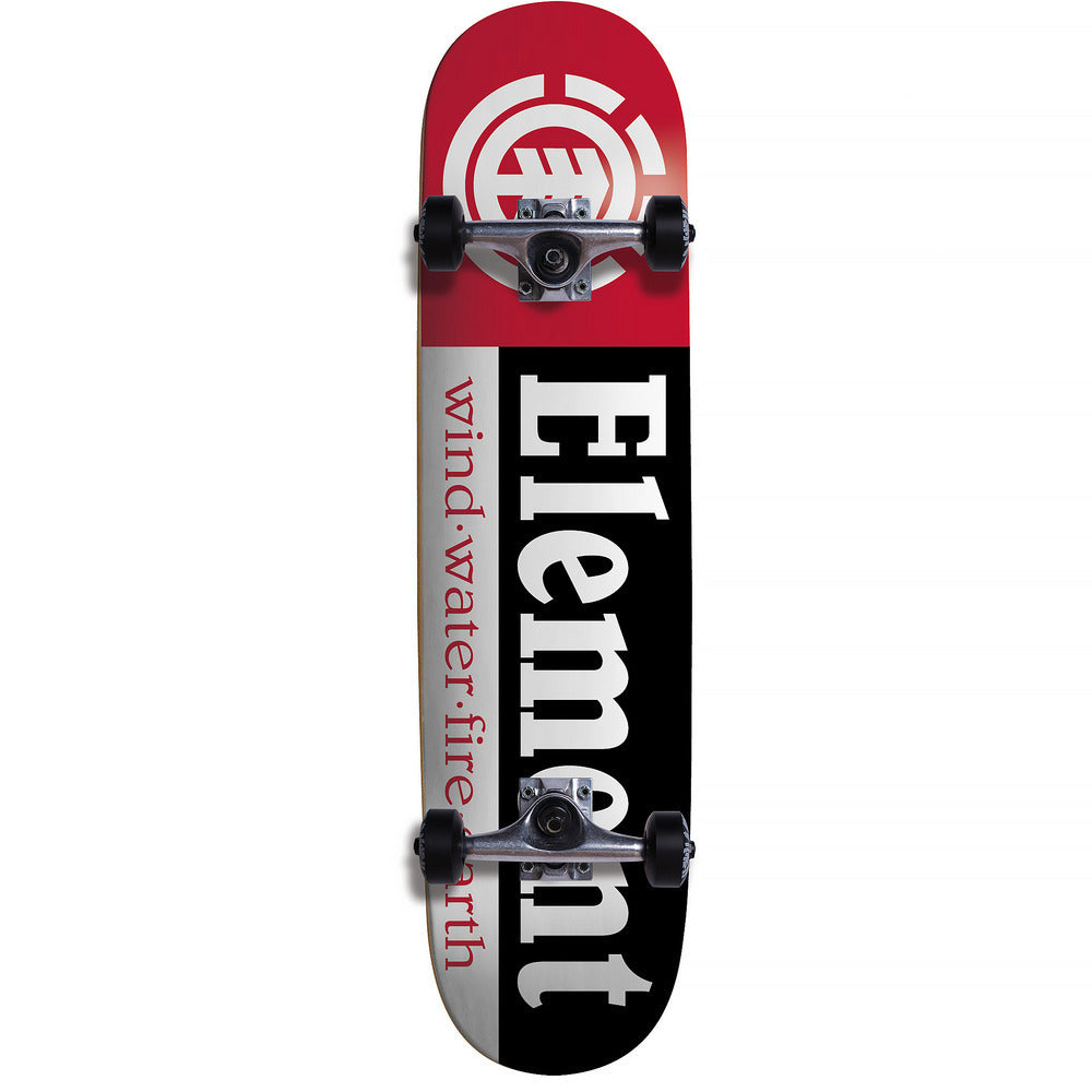 SECTION 7.5 SKATEBOARD COMPLETE