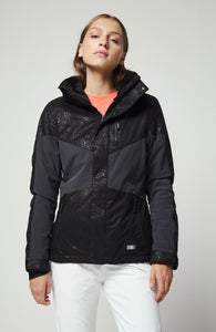 O'Neill Ladies Coral Ski and Snowboard Jacket Modeled Front