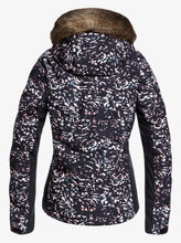 Roxy Women's Snowstorm Jacket Izi Back