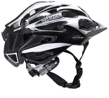 Maraka XC Viper Bike Helmet Black/White Medium/Large
