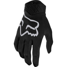 Fox Racing Men's Flexair Lightweight Mountainbike Glove Black Top