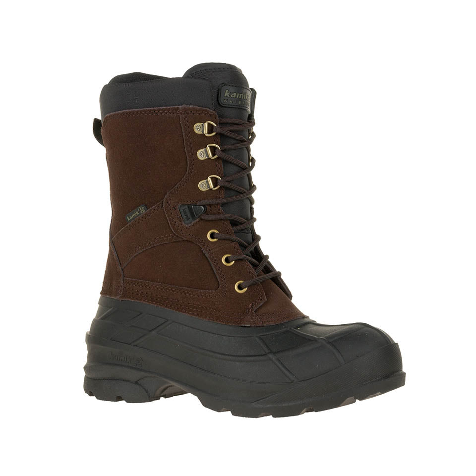 NationPlus Mens Insulated Winter Boots