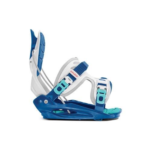 Micron Youth Snowboard Bindings