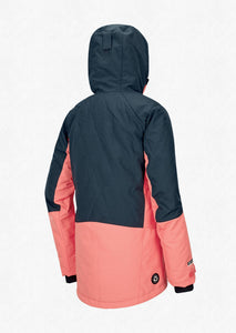 Picture Women's Mineral 10K Waterproof Ski and Snowboard Jacket Dark Blue Back