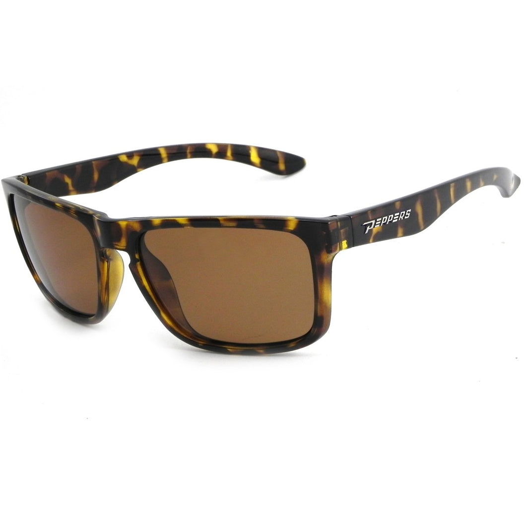 Peppers Sunset Blvd Polarized Sunglasses