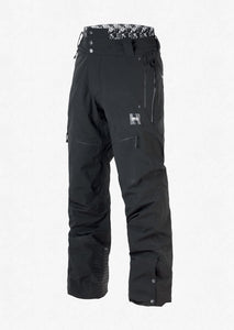 Picture Organic Clothing Men's Naikoon 20k Waterproof Snow Pant Brick Front