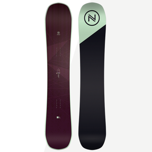 Nidecker Women's Venus All Mountain Camber Rocker Snowboard