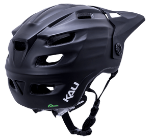 Maya 2.0 Enduro Bike Helmet Solid Matte Black Large/X-Large