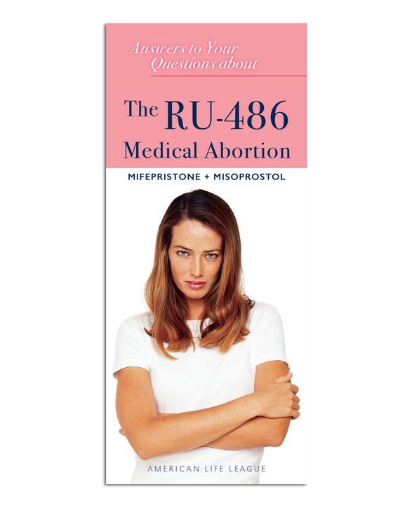 Answers to Your Questions About the RU-486 Medical Abortion