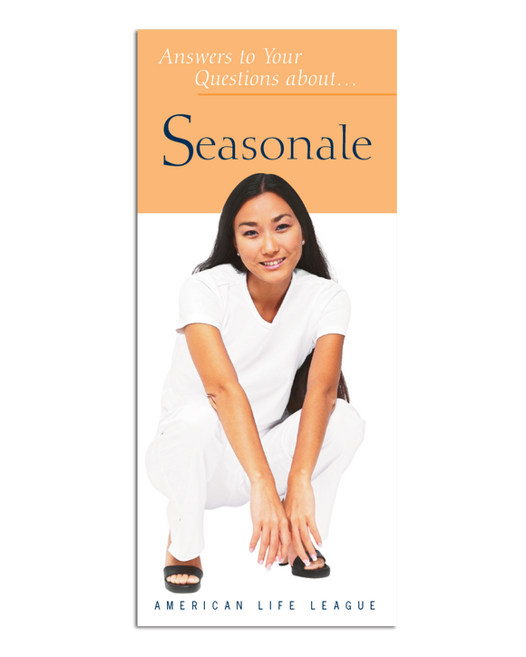 Answers to Your Questions About Seasonale