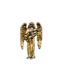 Angel of Life Lapel Pin