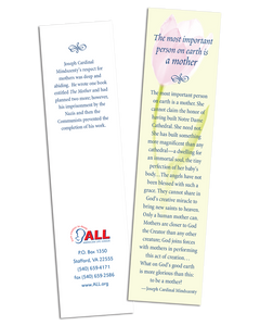 Mother's Day Bookmark CLEARANCE