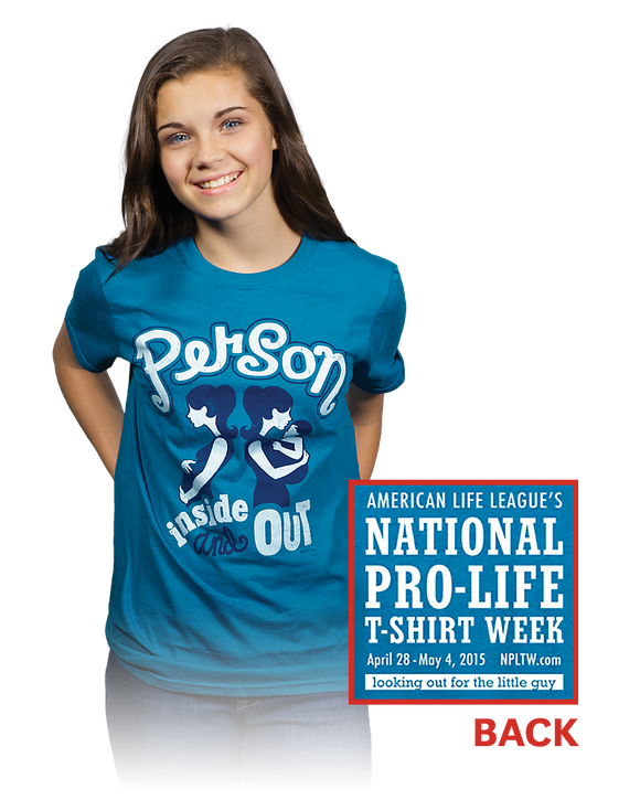 2015 NPLTW Person Inside & Out T-Shirt