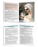 Rosary for Life Prayer Card