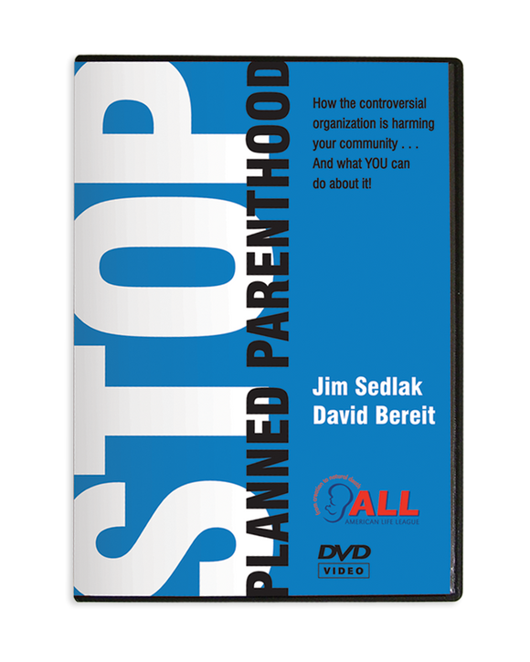 Stop Planned Parenthood DVD Set