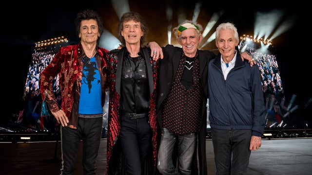 Rolling Stones Planning Huge 60th Anniversary Gig for 2022