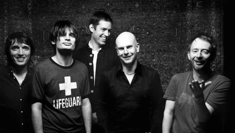 Radiohead launch online archive