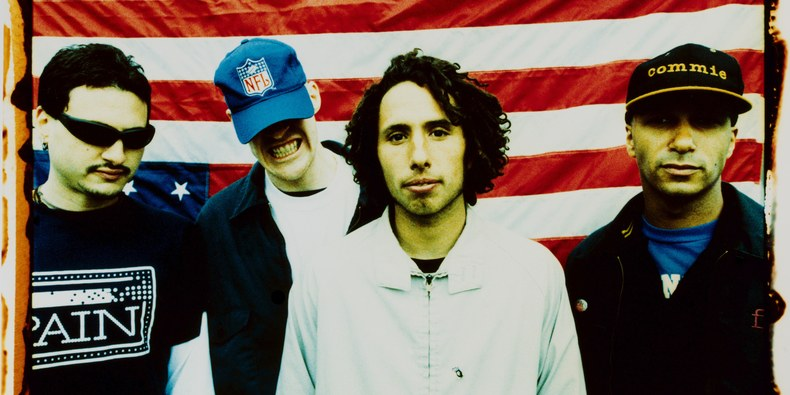 Rage Against The Machine announce full reunion tour