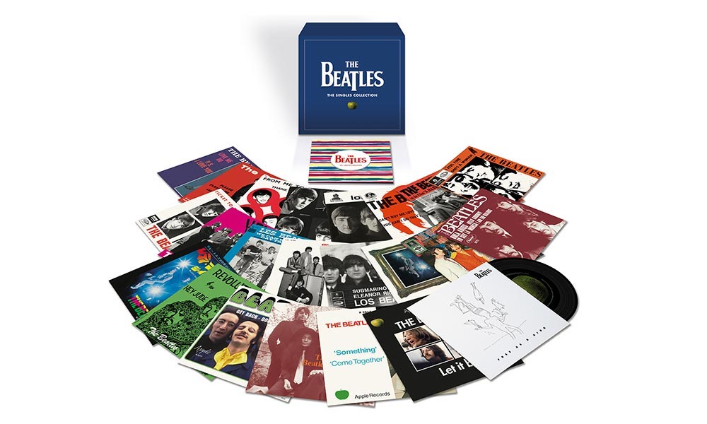"The Beatles to release box set of 7"" singles"