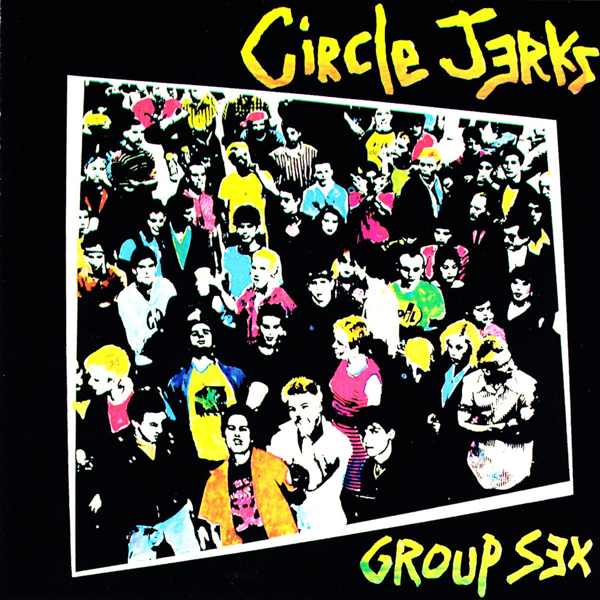 Circle Jerks kick off 40th anniversary 'Group Sex' shows in Canada