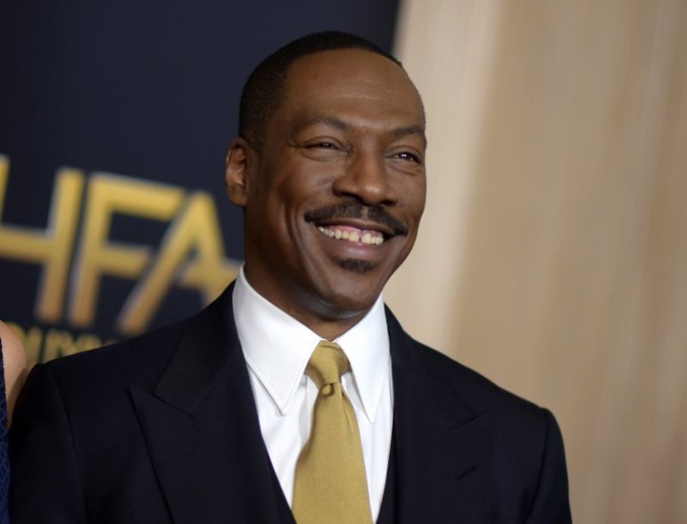 Eddie Murphy to plan a stand up tour for 2020