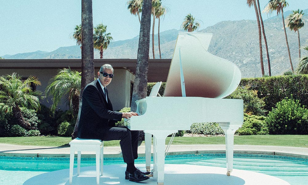 Jeff Goldblum announces his second jazz album, shares single