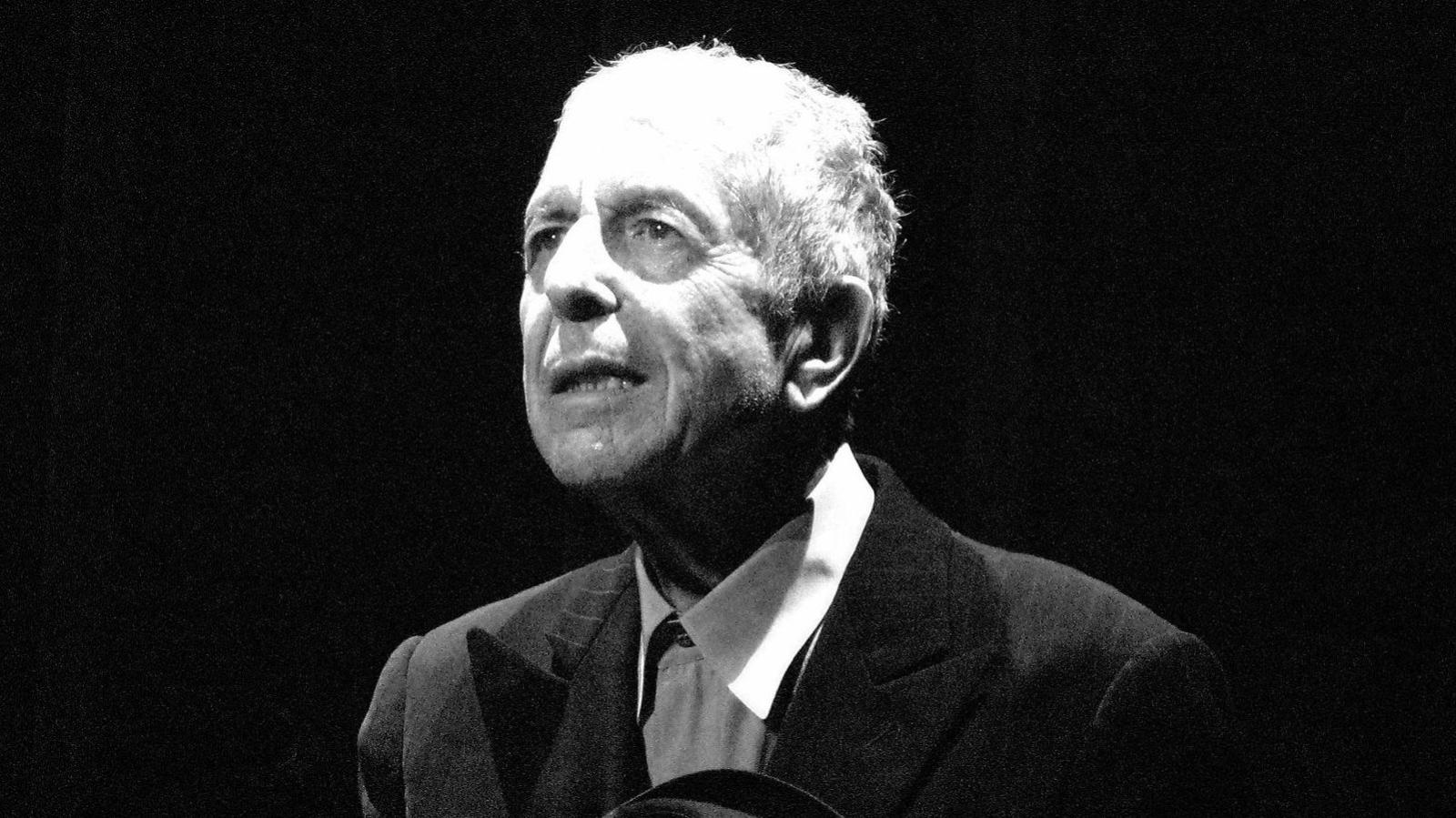 Posthumous Leonard Cohen collection on the way